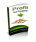 Profit From Propagating - How To Profit From Propagating Plants
